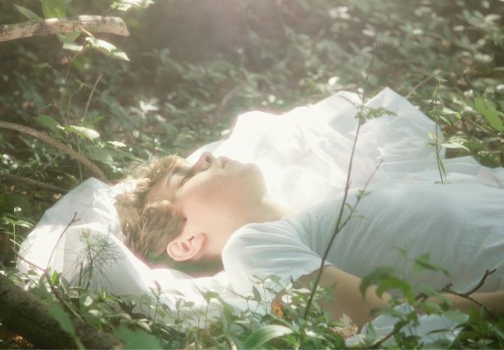 人像摄影:十七岁入梦