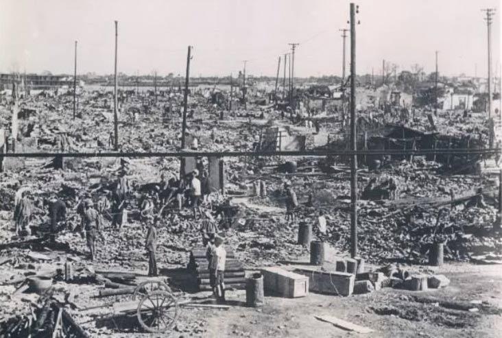 上海/1937年淞沪会战惨烈照(9/13)