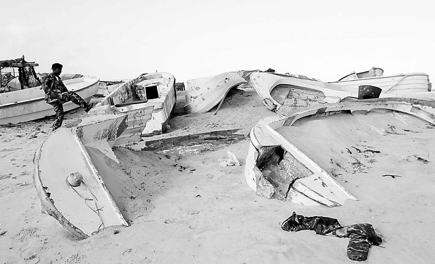 索马里海盗图片_中国渔民讲述索马里海盗现状_国际新闻_环球网