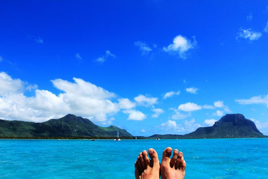 欧洲人最爱的度假胜地 毛里求斯归来不看海