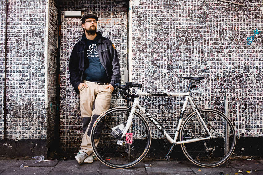 人像摄影:单车党