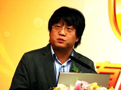 新浪执行副总裁陈彤