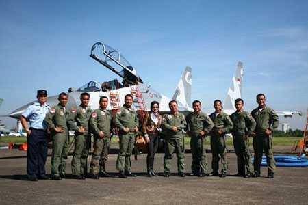 俄媒稱印取代中國為印尼培訓蘇30戰機飛行員