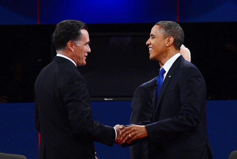 2012年美国大选时间_美国大选最后一场辩论开始_国际新闻_环球网
