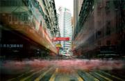 城市风光:香港的节奏