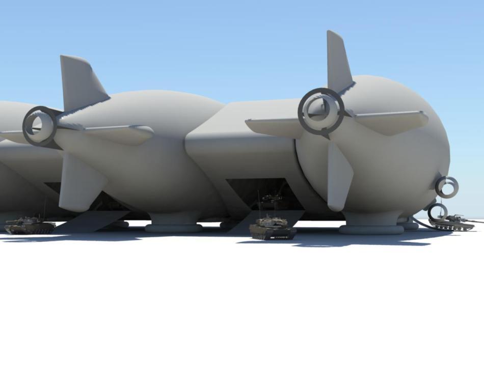 未来飞行器