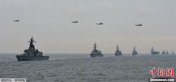 日推演中日海战:中国两大舰队被打残
