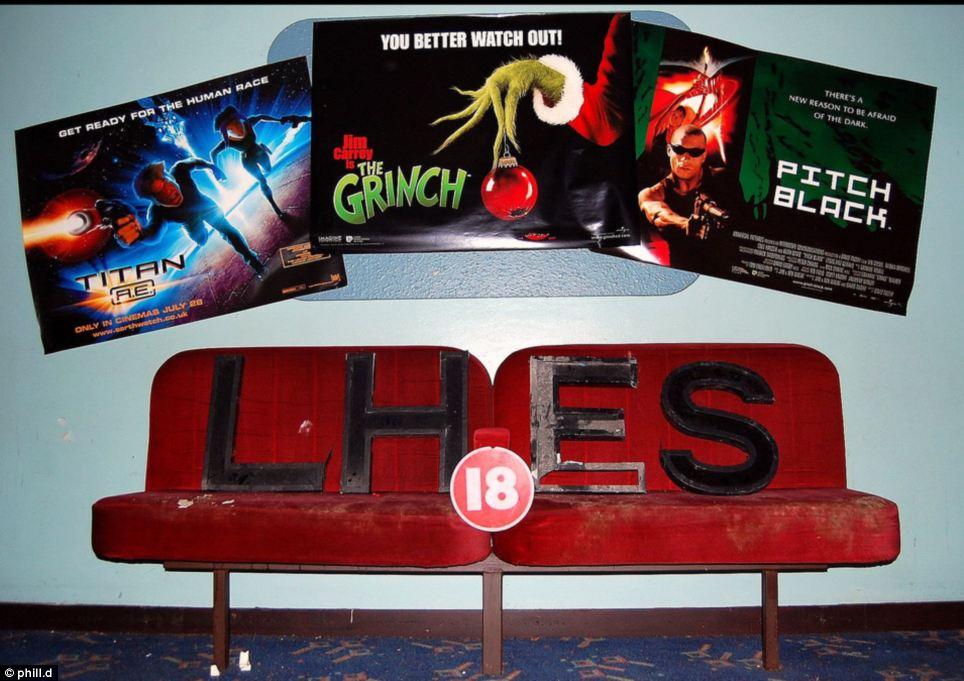 剧场 豪华 荒废 英镑 年后/英豪华剧场荒废10年后仅售1英镑(9/14)
