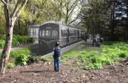 历史照片:幽灵火车
