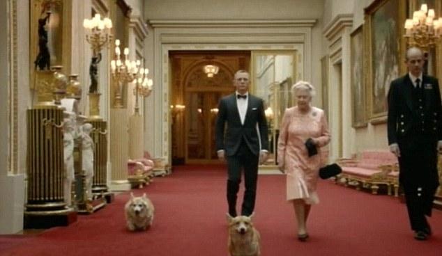 伦敦奥运开幕式女王跳伞细节披露图片