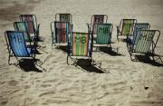 风光摄影:炎热海滩