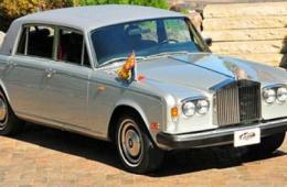 戴安娜王妃曾乘防弹车拍卖 或值百万英镑