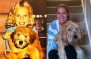 摄影趣闻:与宠物一起长大