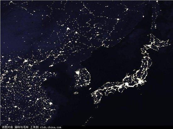20121103114402131 Satellite Map Of Korea At Night on korea satellite night view japan, korea satellite map view, korea satellite night time, korea world of lights,