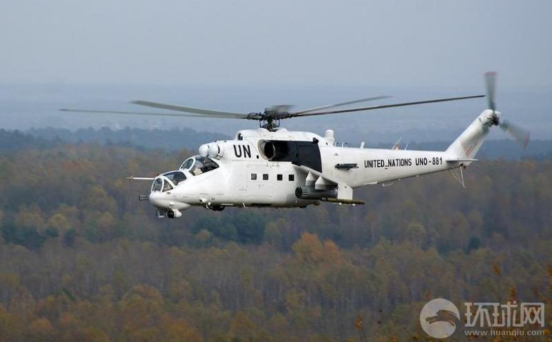 联合国用这等大杀器来维和?