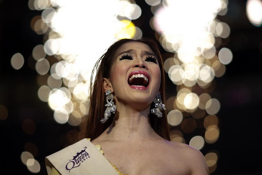 国际变性人选美 菲律宾佳丽夺冠