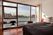世界上最具特色的轮船旅馆
