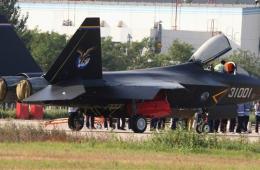 歼-31问世不代表中国战机技术赶上西方