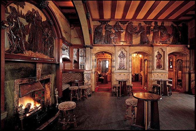 Rooms Blackfriar London