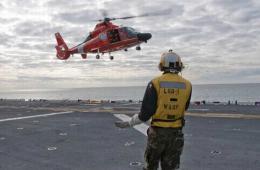 美军两栖舰救助风灾作用很大