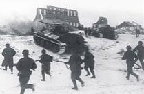 斯大林格勒保卫战惨照