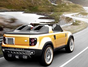 路虎2020年车型扩至16款 部分在华投产