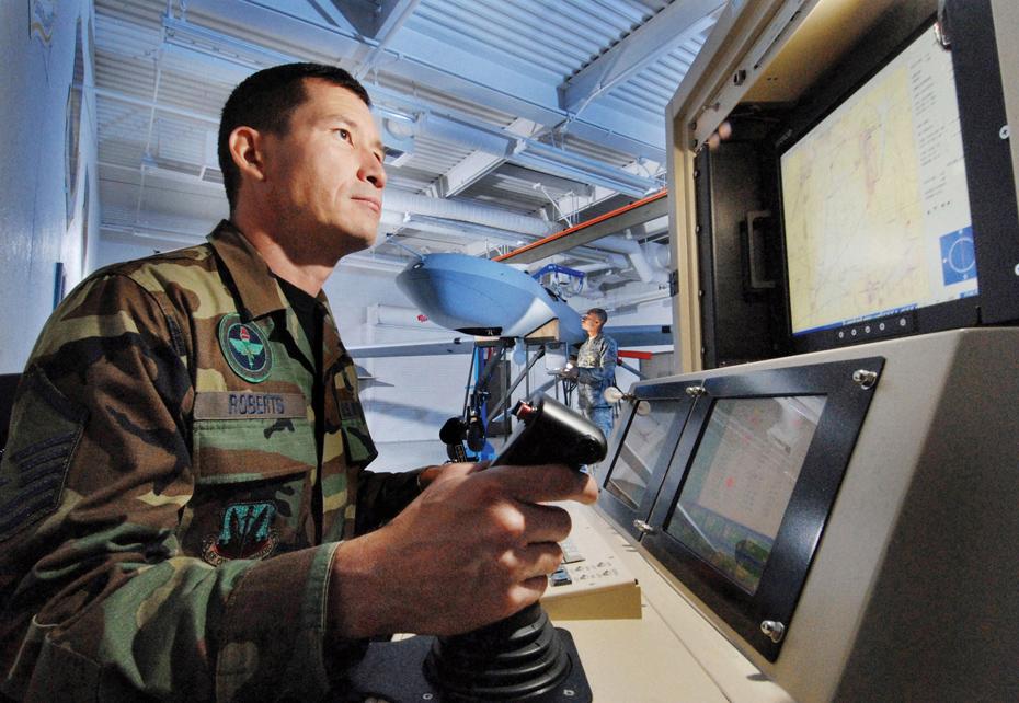 无人机/中情局长期以来一直从特种作战司令部和其他机构、退役人员或者...