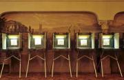 纪实摄影:美国投票处