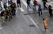 欧洲多国反对紧缩政策抗议活动