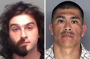 美国囚犯喜感小胡子令人忍俊不禁