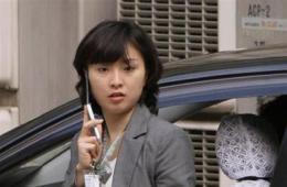 小泽美女司机参加选举