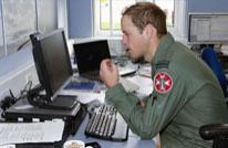 英国威廉王子遭疑泄露军事机密