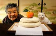 纪实摄影:外婆和她的猫