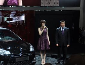 星光熠熠 盘点广州车展上的大牌明星