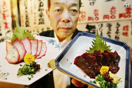 鲸鱼肉库存太多 将走进日本学校食堂菜单?