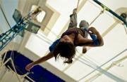 纪实摄影:马戏团职业学校