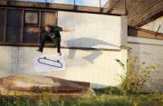 互动摄影:无师自通的脚尖翻板