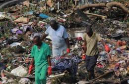 刚果(布)一架货机坠毁致20余人死亡