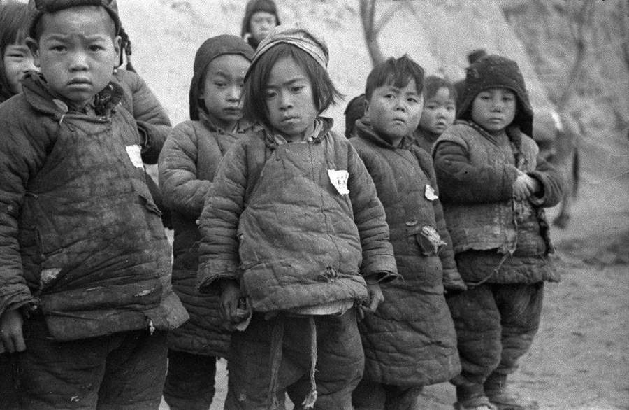 1942年饥饿中的中国_历史_环球网