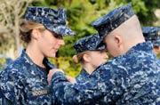 又有两名女兵上美军核潜艇服役