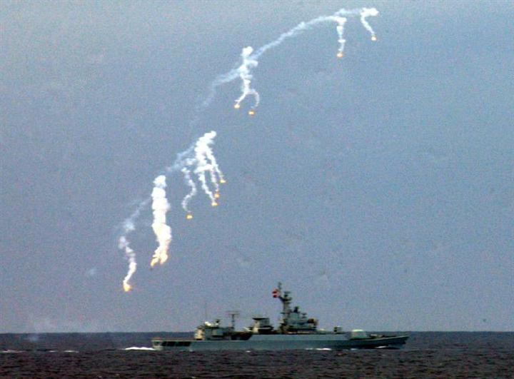 中国在南海下驱逐令,美媒称1月1日与中国开战! -  红杏 - 红杏