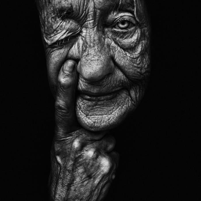 人像摄影:脸上的时光戳