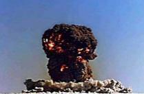 中国经历的五次核危机