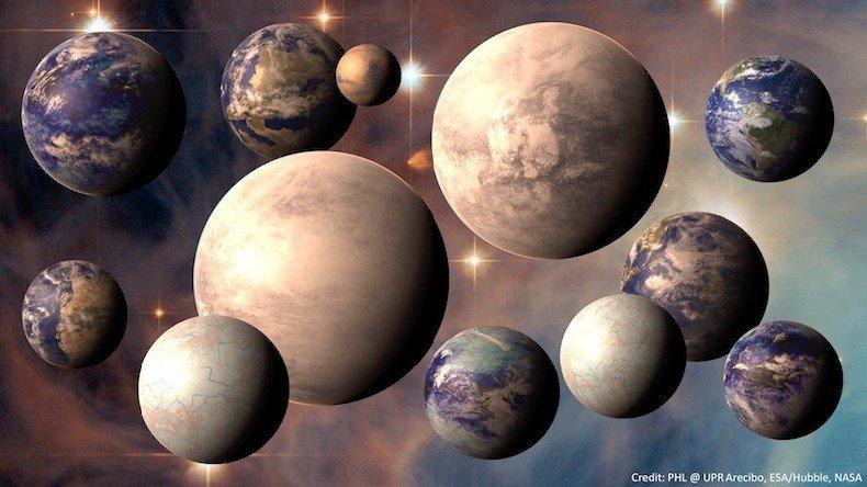 宇宙或存在外星人星球_国际新闻_环球网