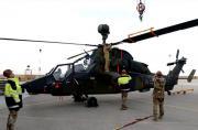 德国最强武装直升机派遣阿富汗
