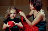 Viktoria:EVE和她的母亲