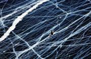 风光摄影:冰雪骑士