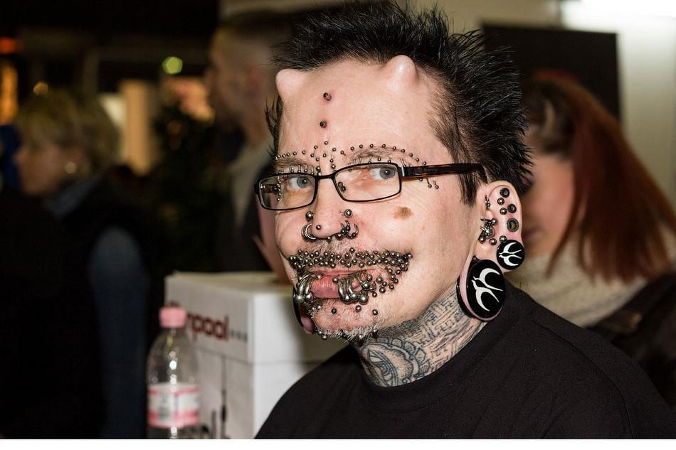 2012德国柏林刺青纹身大会