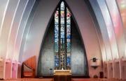 建筑摄影:简约风格教堂