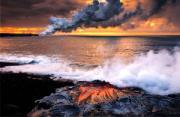 风光摄影:夏威夷的水与火